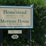 Mertens House Entrance