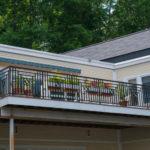 Mertens House Deck